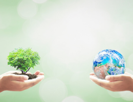 Earth Day: Good for the Environment, Good for Animals