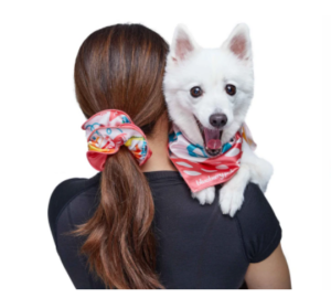 Grab your Compassion Bandana at Blueberry Pet & Support SPCA International