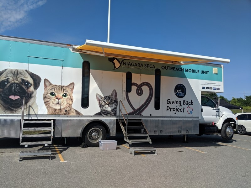Niagara SPCA and Humane Societies