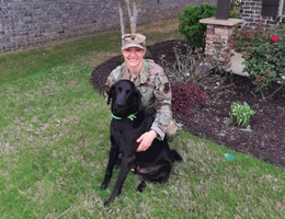 Operation Military Pets: Keeping Pets out of Shelters and With their Military Families